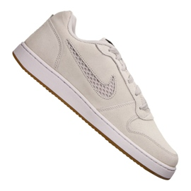 Marrón Zapatillas Nike Ebernon Low Prem M AQ1774-002