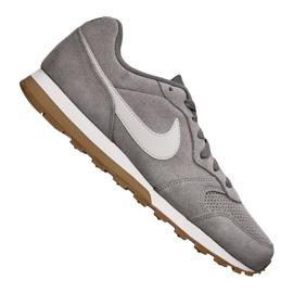 Gris Zapatillas Nike Md Runner 2 Suede M AQ9211-002