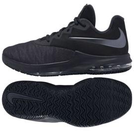 Nike Air Max Infuriate Iii Low WM AJ5898 007 Calzado negro
