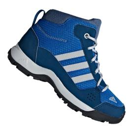 Azul Adidas Hyperhiker K Jr G27790 calzado
