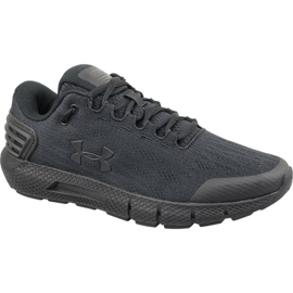 Negro Zapatillas de running Under Armour Charged Rogue M 3021225-001