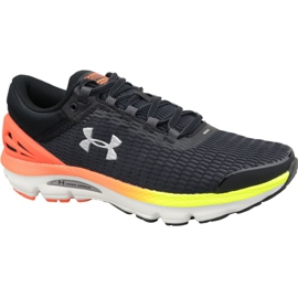 Negro Zapatillas de running Under Armour Charged Intake 3 M 3021229-001