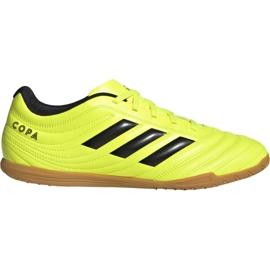 Adidas Copa 19.4 In M F35487 Calzado de fútbol
