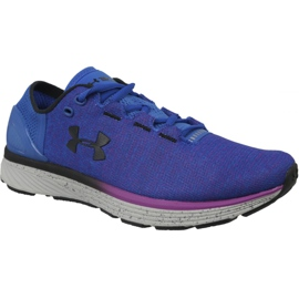 Azul Zapatillas de running Under Armour Charged Bandit 3 W 1298664-907