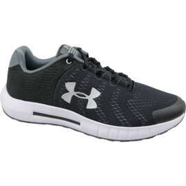 Negro Zapatillas de running Under Armour Pursuit Bp Jr 3022092-001