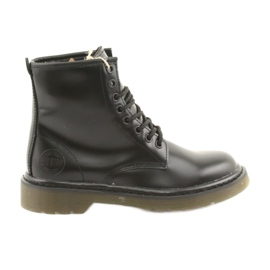 Negro Botas negras Big Star