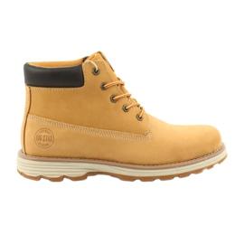 Big Star amarillo Calzado deportivo de trekking