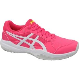 Zapatillas de tenis Asics Gel-Game 7 Clay / Oc Jr 1044A010-705 rosa