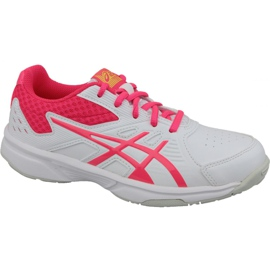 Blanco Zapatillas de tenis Asics Court Slide W 1042A030-101