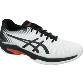 Zapatillas de tenis Asics Solution Speed Ff Indoor M 1041A110-102 blanco