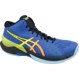 Zapatillas de voleibol Asics Sky Elite Ff Mt M 1051A032-400 azul azul
