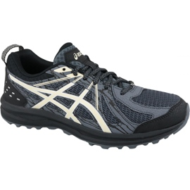 Gris Zapatillas de running Asics Frequent Trail M 1011A034-005