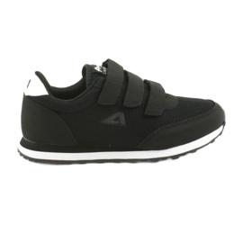 Calzado deportivo negro American Club WT25