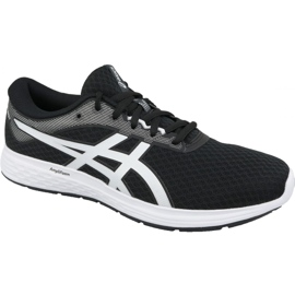 Negro Zapatillas de running Asics Patriot 11 M 1011A568-001