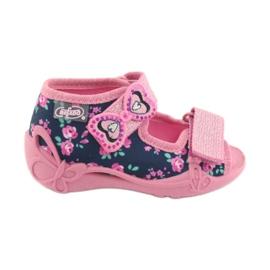 Befado calzado infantil amarillo 242P094