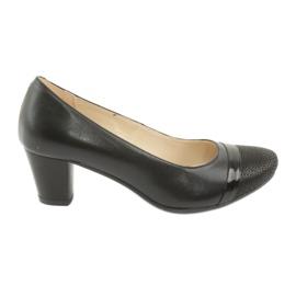 Gregors 650 zapatos de mujer / negro