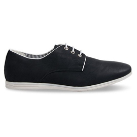 Zapatos casuales Casual 1631 Negro
