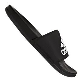 Negro Zapatillas adidas Adilette Comfort Plus M CG3425