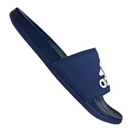 Azul Zapatillas adidas Adilette Comfort Plus M B44870