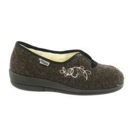 Marrón Befado zapatos de mujer pu 940D356