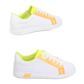 Zapatillas de mujer W-3116 Naranja