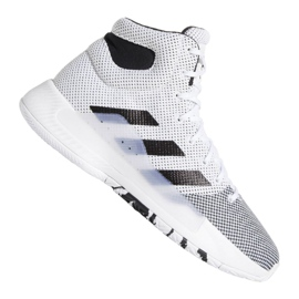 Zapatillas Adidas Pro Bounce Madness 2019 M BB9235 blanco blanco