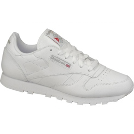Zapatillas Reebok Classic Leather W 2232 blanco