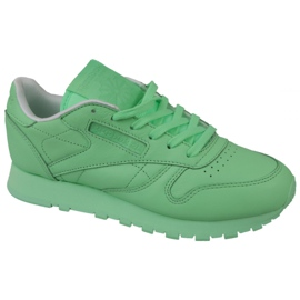 Reebok x Spirit Classic Leather W BD2773 verde