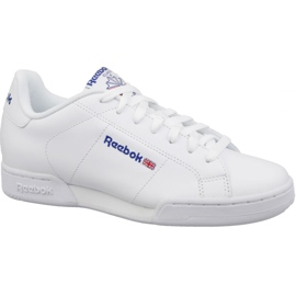 Blanco Zapatillas Reebok Npc Ii M 1354