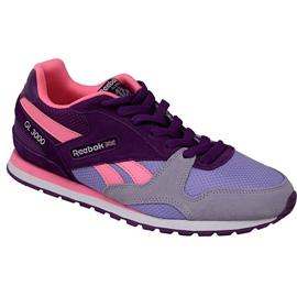 Púrpura Zapatillas Reebok Gl 3000 Sp Jr BD2439