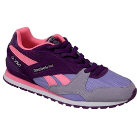 Zapatillas Reebok Gl 3000 Sp Jr BD2439 púrpura