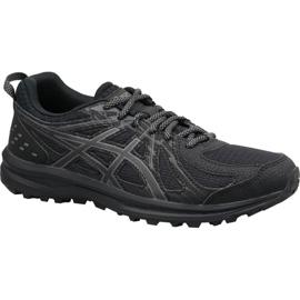 Negro Zapatillas de running Asics Frequent Trail W 1012A022-001