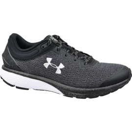 Zapatillas de running Under Armour Charged Escape 3 M 3021949-001 gris