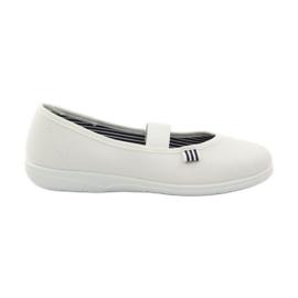 Blanco Zapatos befado para niños 274Y013