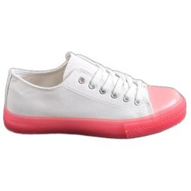 Marquiz blanco zapatillas
