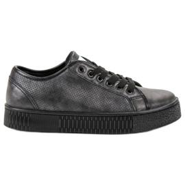 Marquiz negro Zapatillas negras