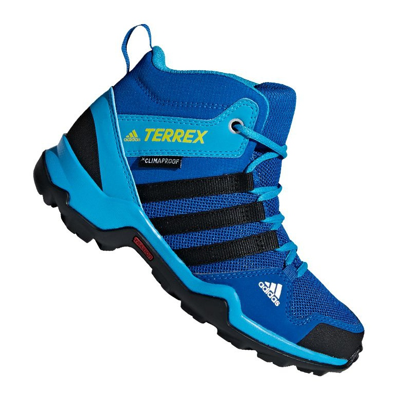 lowest price huge sale attractive price Zapatillas Adidas Terrex AX2R Mid Cp Jr BC0673