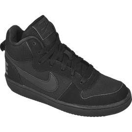 Nike Sportswear Court Borough Mid (GS) Jr 839977-001 negro