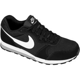 Nike Sportswear Md Runner 2 Jr 807316-001 zapatos negro