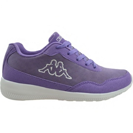 Zapatillas de entrenamiento Kappa Follow W 242495 2310 púrpura