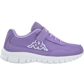 Zapatillas Kappa Follow Jr 260604K 2310 púrpura