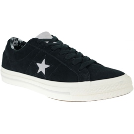Zapatillas Converse One Star M C160584C negro