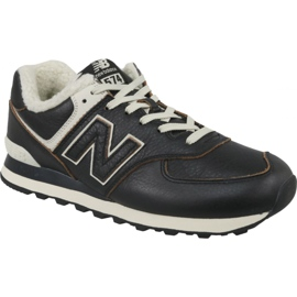 Zapatillas New Balance M ML574WNE marrón