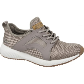 Marrón Zapatillas Skechers Bobs Sport W 31365-TPE