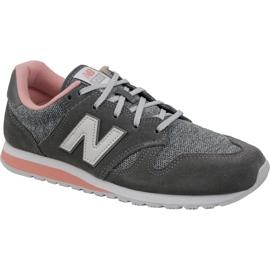 Zapatillas New Balance en WL520TLB gris