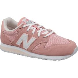 New Balance W WL520TLC Calzado rosa