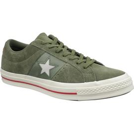 Zapatillas Converse One Star 163198C verde