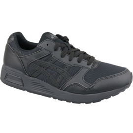 Negro Zapatillas Asics Lyte-Trainer M 1201A009-001