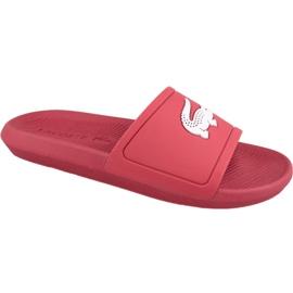 Rojo Zapatillas Lacoste Croco Slide 119 1 M 737CMA001817K