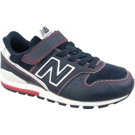 New Balance Jr YV996BB Calzado negro